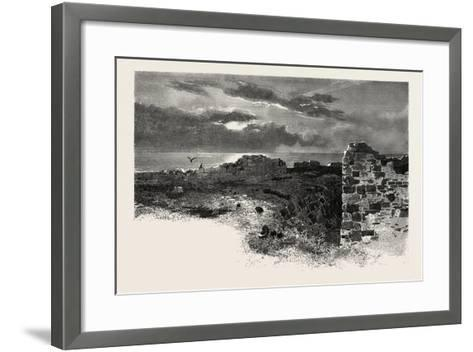 Fort Prince of Wales, Canada, Nineteenth Century--Framed Art Print