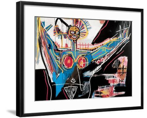 Mater-Jean-Michel Basquiat-Framed Art Print