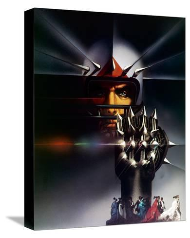 Rollerball--Stretched Canvas Print
