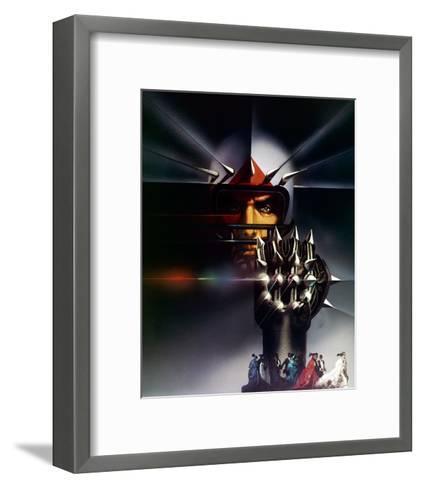 Rollerball--Framed Art Print