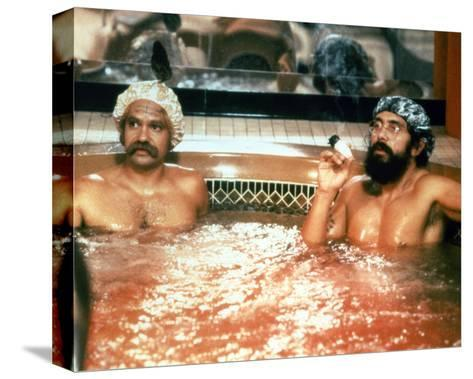Cheech and Chong--Stretched Canvas Print
