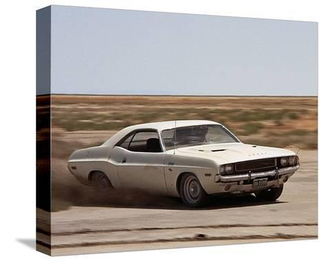 Vanishing Point--Stretched Canvas Print