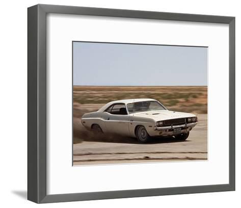 Vanishing Point--Framed Art Print