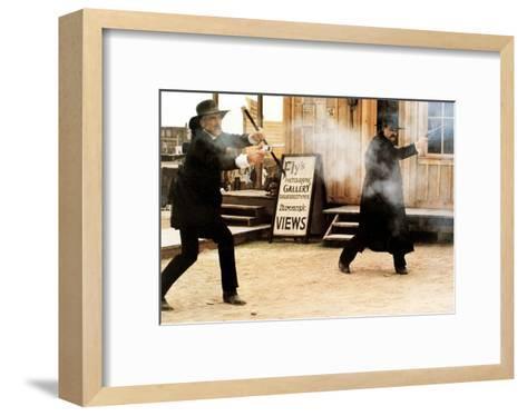 Tombstone--Framed Art Print