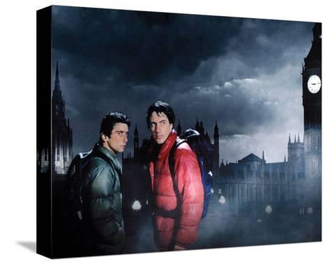 An American Werewolf in London--Stretched Canvas Print