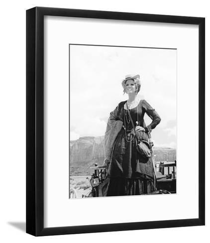 C'era una volta il West--Framed Art Print