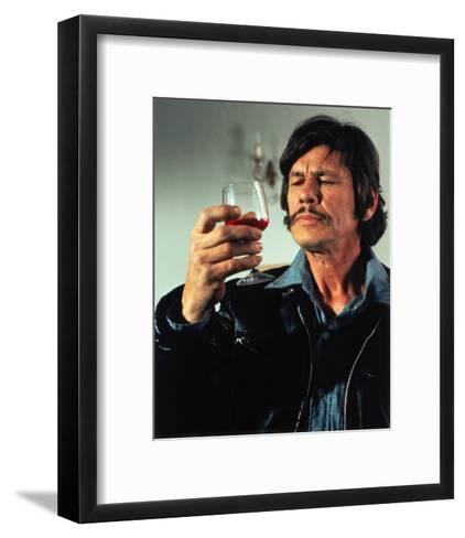The Mechanic--Framed Art Print