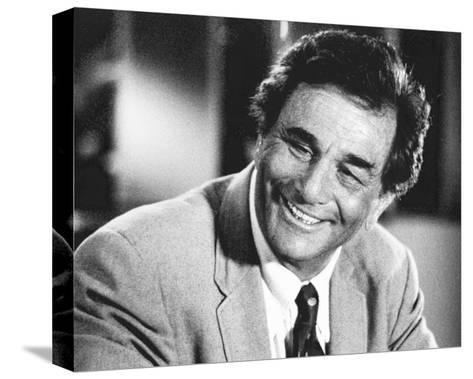 Columbo--Stretched Canvas Print