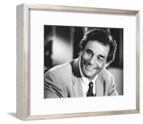 Columbo--Framed Art Print
