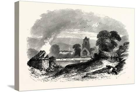 Etchingham Church, East Sussex, UK--Stretched Canvas Print