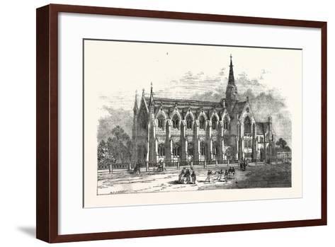 Leeds New Grammar School, UK--Framed Art Print