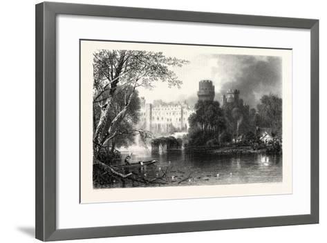 Warwick Castle, Uk--Framed Art Print