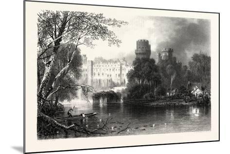 Warwick Castle, Uk--Mounted Giclee Print