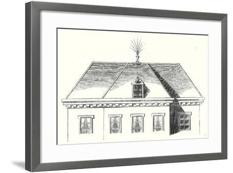 Perrot's Surge Protector--Framed Art Print