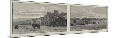Sketches of Mitchelstown--Mounted Giclee Print