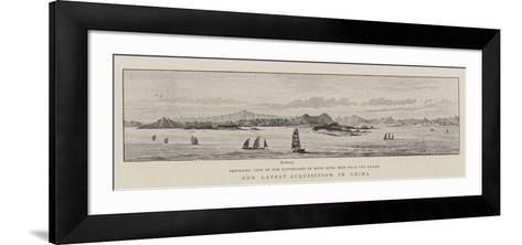 Our Latest Acquisition in China--Framed Art Print