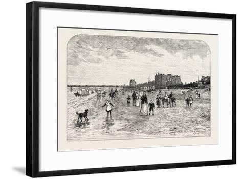 Portobello, Uk--Framed Art Print