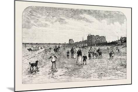 Portobello, Uk--Mounted Giclee Print