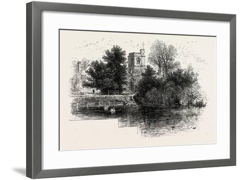 Bray Church, UK--Framed Art Print