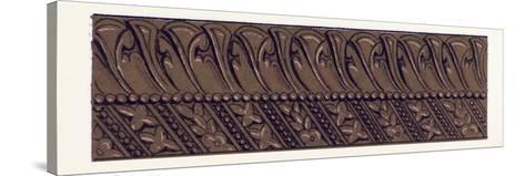 Hindu Ornament--Stretched Canvas Print