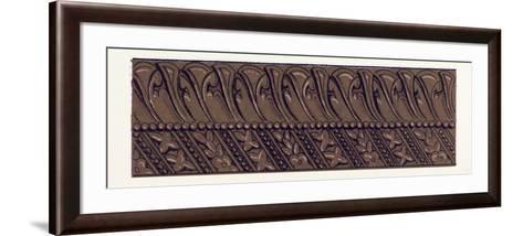 Hindu Ornament--Framed Art Print