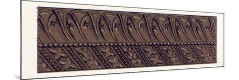 Hindu Ornament--Mounted Giclee Print
