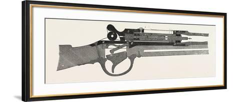 Franco-Prussian War: Chassepot, 1870--Framed Art Print