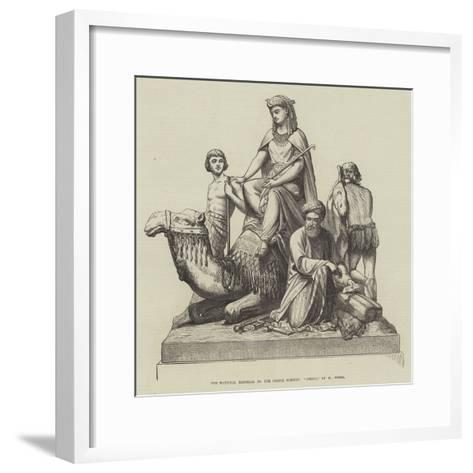 The National Memorial to the Prince Consort, Africa--Framed Art Print