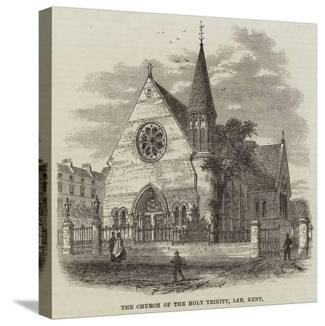 The Church of the Holy Trinity, Lee, Kent--Stretched Canvas Print