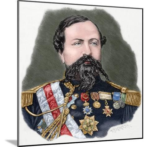 Edmond Le Boeuf (1809-1888)--Mounted Giclee Print