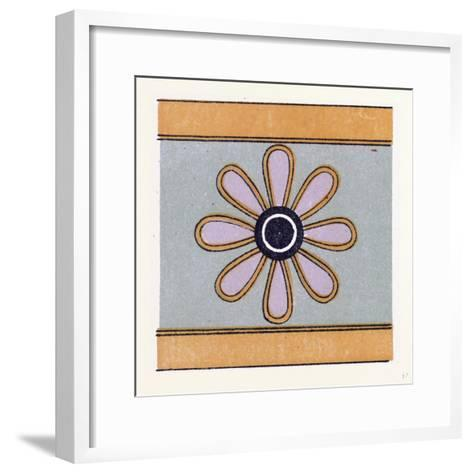 Assyrian and Persian Ornament--Framed Art Print