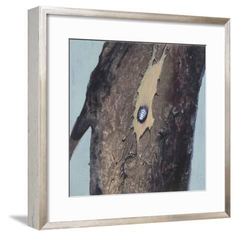 Larva--Framed Art Print