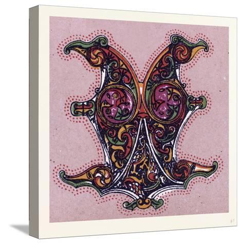 Celtic Ornament--Stretched Canvas Print
