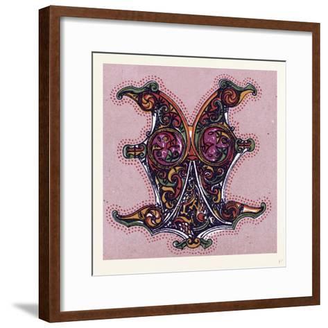 Celtic Ornament--Framed Art Print