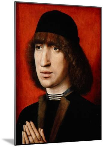 Portrait of a Man, C.1480-90--Mounted Giclee Print