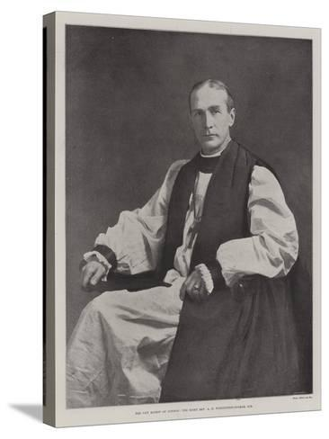 The New Bishop of London, the Right Reverend a F Winnington-Ingram--Stretched Canvas Print