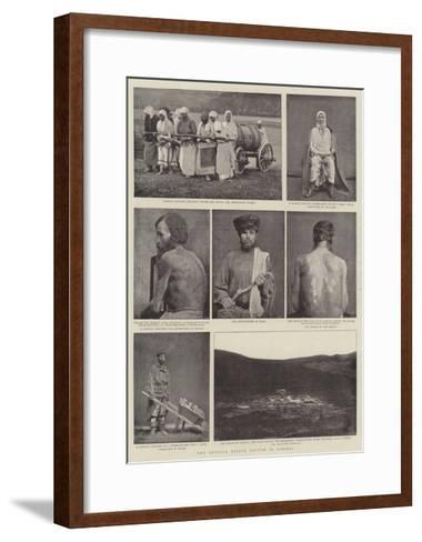The Russian Prison System in Siberia--Framed Art Print