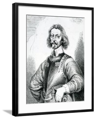 Jacob Astley (1579-1652) 1st Baron Astley of Reading, C.1757--Framed Art Print