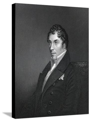 George John James Hamilton-Gordon, 5th Earl of Aberdeen, 1883--Stretched Canvas Print