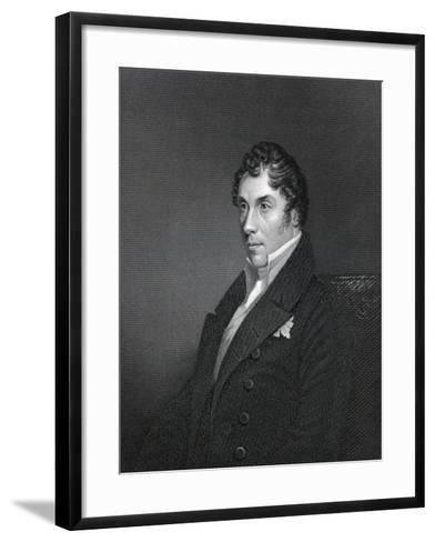 George John James Hamilton-Gordon, 5th Earl of Aberdeen, 1883--Framed Art Print