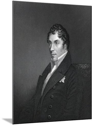 George John James Hamilton-Gordon, 5th Earl of Aberdeen, 1883--Mounted Giclee Print