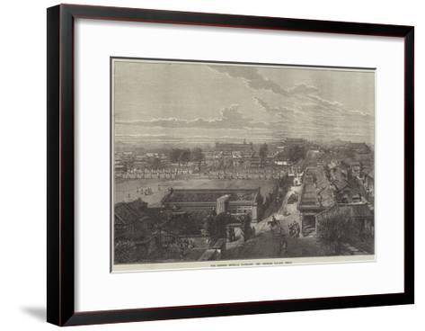 The Chinese Imperial Marriage, the Imperial Palace, Pekin--Framed Art Print
