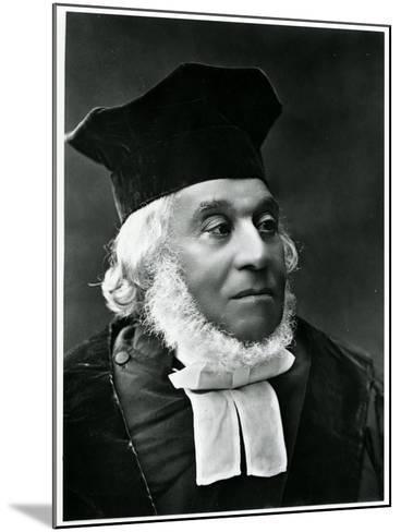 Rabbi Nathan Marcus Hakohen Adler (1803-90)--Mounted Giclee Print