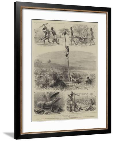 The Ashantee War, How I Took Coomassie--Framed Art Print