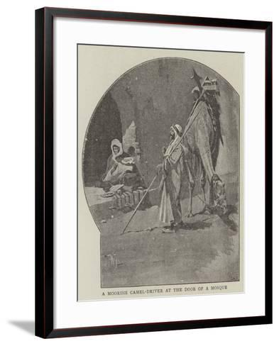The Spanish Campaign in Morocco--Framed Art Print