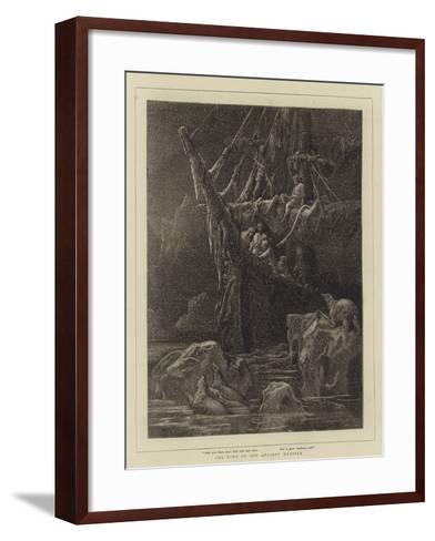 The Rime of the Ancient Mariner--Framed Art Print
