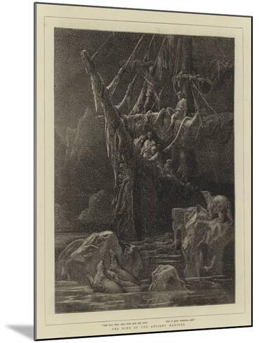 The Rime of the Ancient Mariner--Mounted Giclee Print
