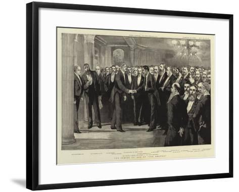 The Coming of Age of The Graphic--Framed Art Print