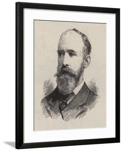John Stenhouse Goldie-Taubman--Framed Art Print