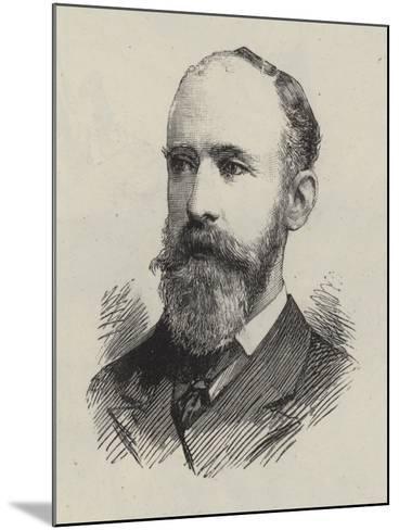 John Stenhouse Goldie-Taubman--Mounted Giclee Print